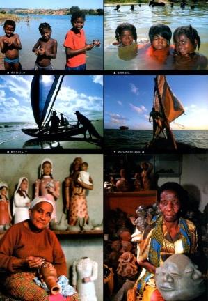Exposição África Brasil África