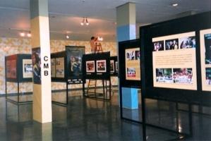 Exposição Mulheres, em Brasília
