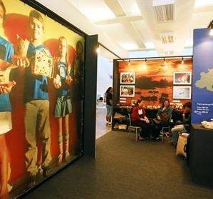 Exposição do PNUD na OCA