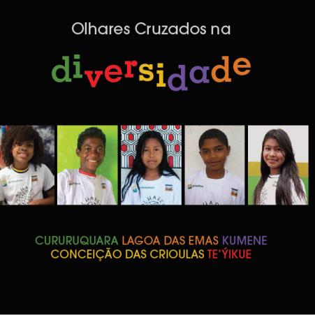 Confira o livro Olhares Cruzados na Diversidade