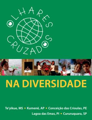 Confira o folder completo do projeto Olhares Cruzados na Diversidade
